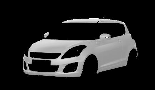 Цвета кузова Swift 3-х дверный